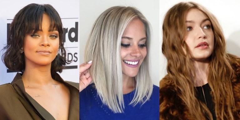 Frauen Haarschnitt Trends 2018 Friseur Konstanz Vip Friseure