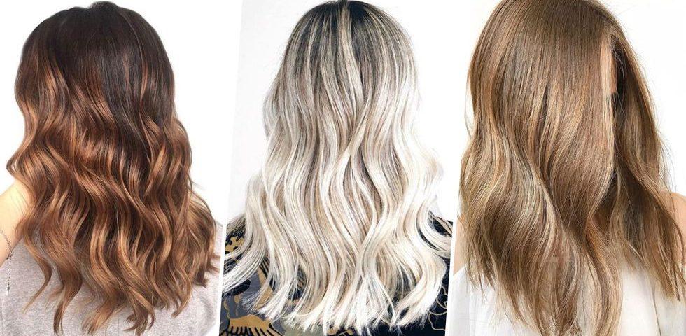 Haarfarbe Trends