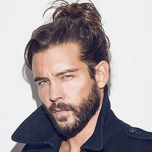 How-To-Style-A-Man-Bun