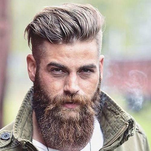 Undercut-Beard