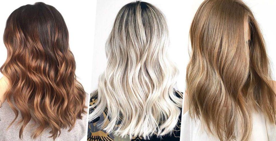 Trends bei gefärbten Haarfarben