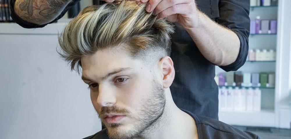 Beste Frisuren Für Männer Mit Dickem Haar 2018 Friseur